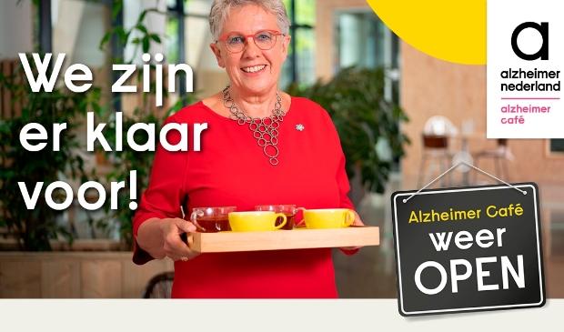 Alzheimer Café weer open