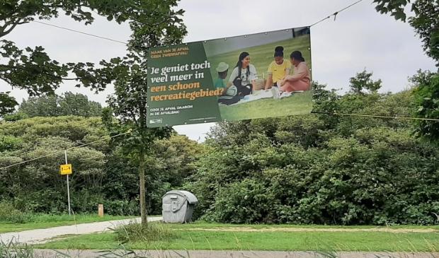 Campagne bij de Ouderkerkerplas.