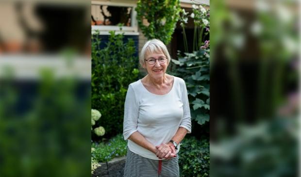 <p>Elly Coumans, vrijwilliger bij Stichting Hospice Gorinchem&nbsp;</p>
