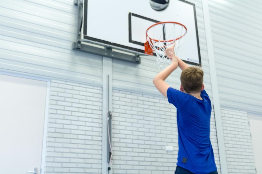 Basketballer zoon Casper Ouder Willemein v. Nigtevegt © BDU media