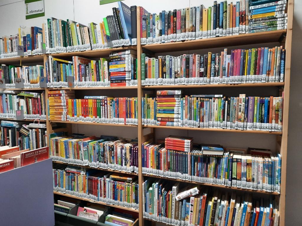 Tweedehands boeken Sandra Mouw © BDU media