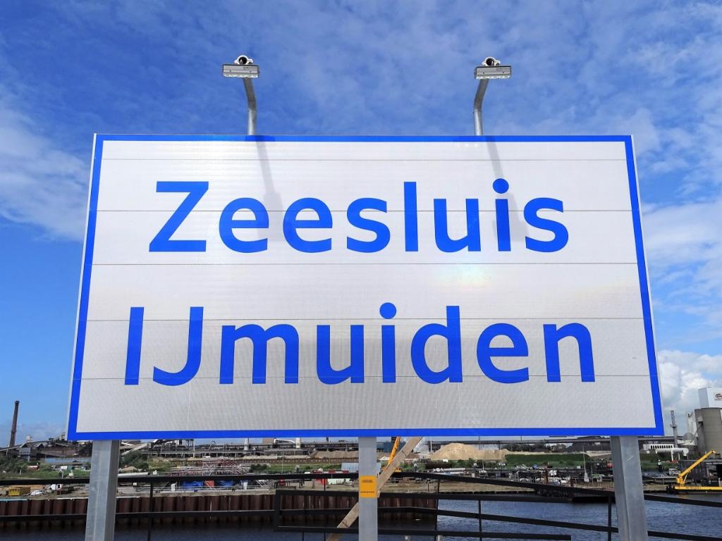 Zeesluis Hans Blomvliet © BDU Media