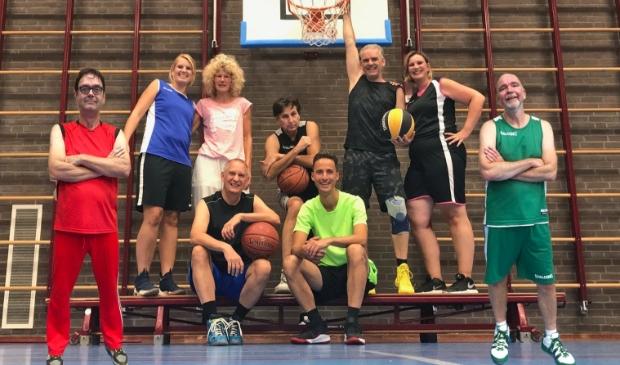 <p>Basketbalgroep De Hummers zoekt nieuwe leden</p>