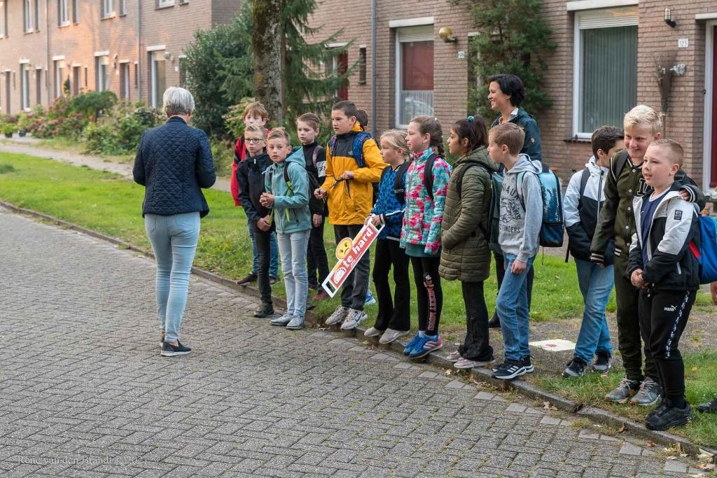 Groep 7 van OBS De Bijenkorf ® René van den Brandt © BDU media