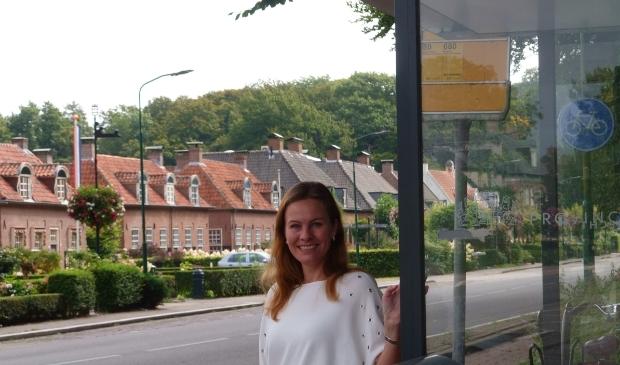 Foto van Marieke Teunissen, wethouder VVD Renswoude en lijsttrekker verkiezingen 2022
