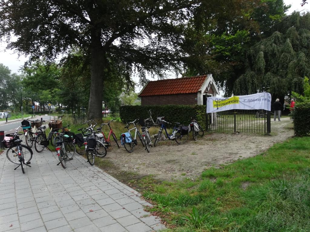 De katholieke begraafplaats (1884) aan de Nieuweweg Noord.<br><br> Pieter Vane © BDU Media