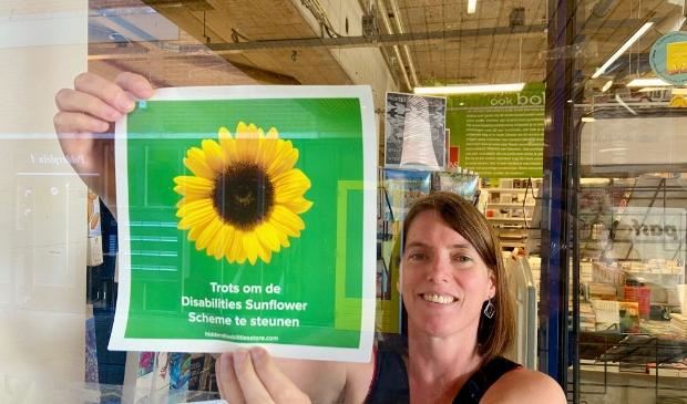 Boekhandel Stevens erkent de Sunflower