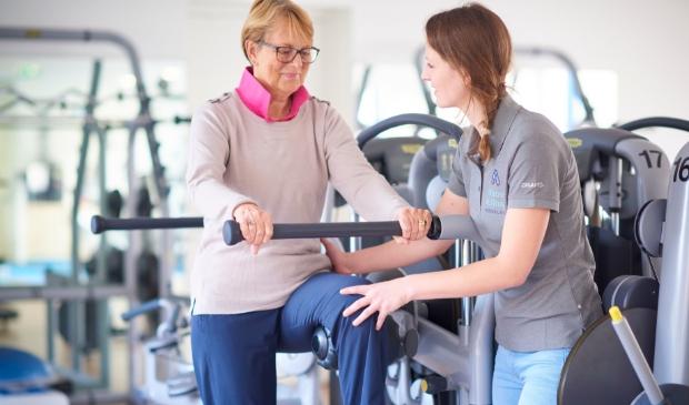 <p>Hilde Tuytel, fysiotherapeut Artrose Instituut.&nbsp;</p>