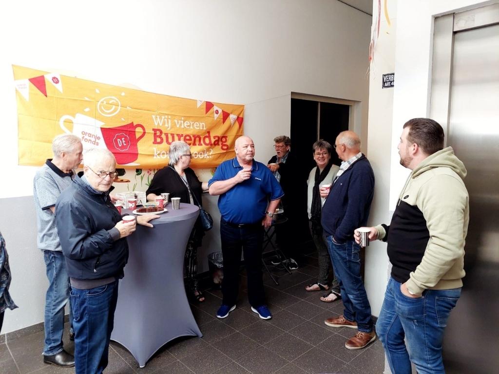 Burendag in Houten Sjaan van Dijk © BDU media