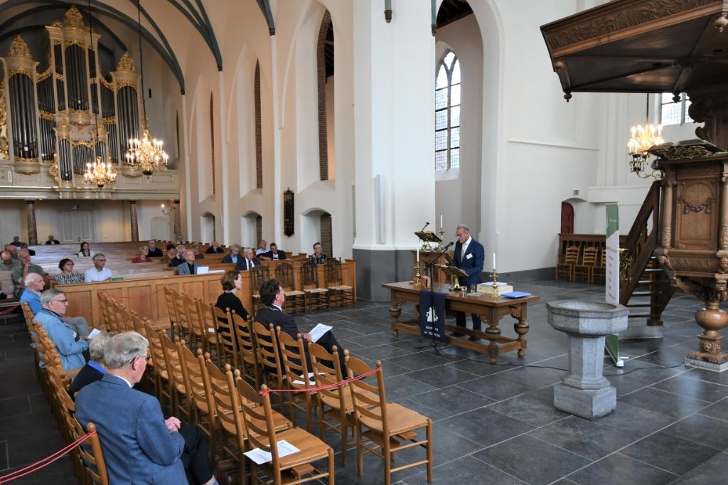 Buurtspraak Oude Kerk Ede Bert Vos © BDU Media