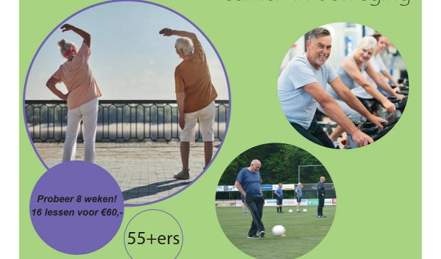 Poster van Kies je Sport, voel je fit!