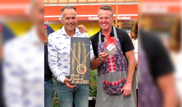 Het was uiteindelijk Cor Horst, de uitbater van Grand Café De Haen uit Hoevelaken, die met de eerste prijs naar huis ging.