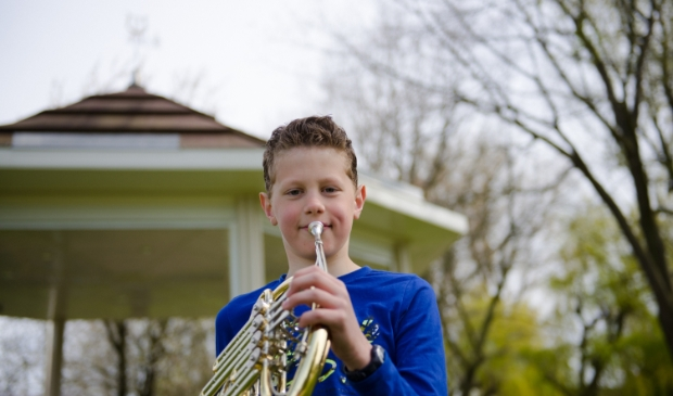 Hoorn is één van de instrumenten die op de Proeflesdag uitgeprobeerd kunnen worden.
