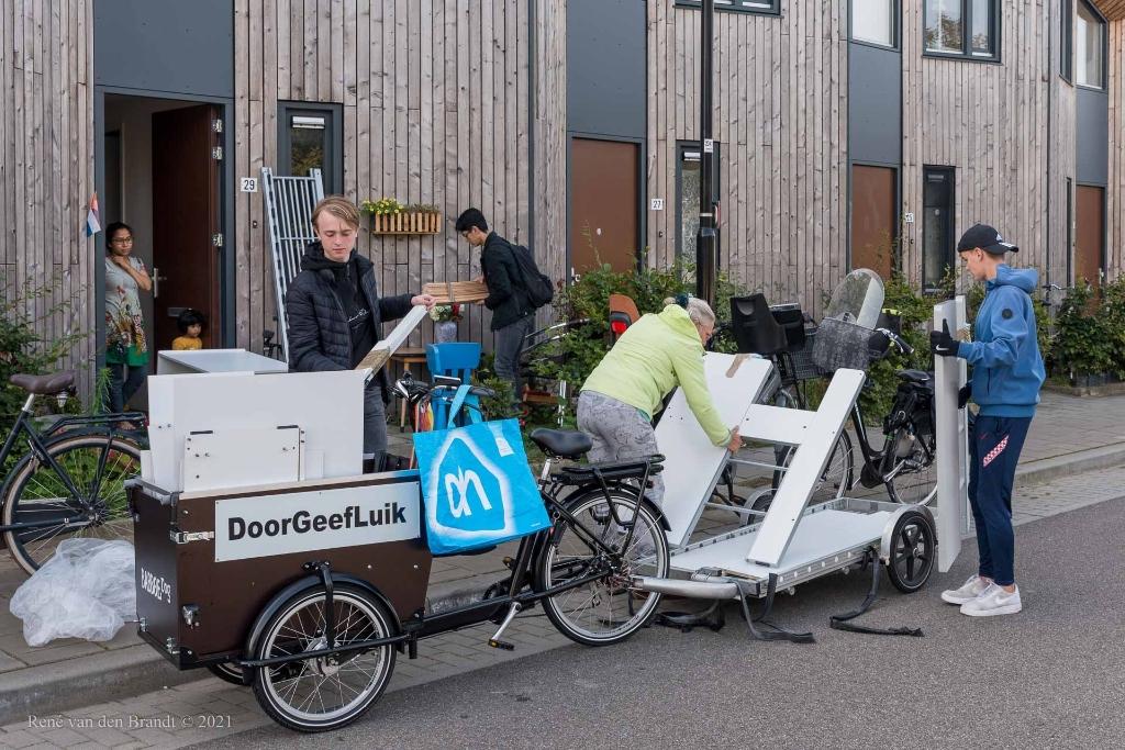 Laden voor transport © René van den Brandt © BDU media