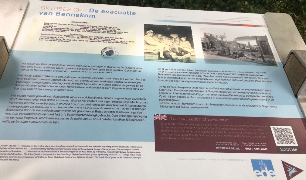 <p>De enige Bennekomse Marker staat op de hoek van de Selterskampweg en de Prins Hendrikweg / Heinrich Witteweg. </p>
