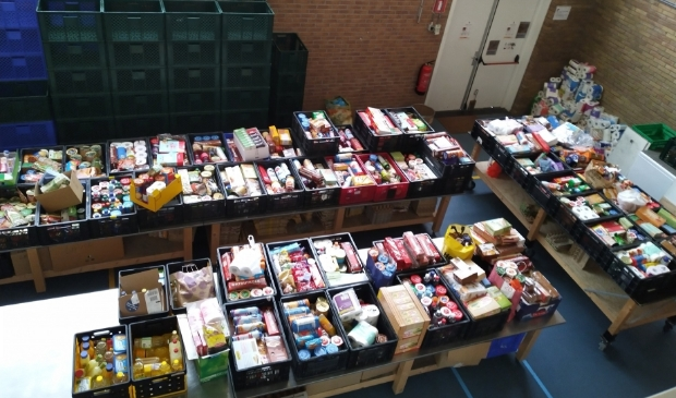 Interieur Voedselbank Barneveld