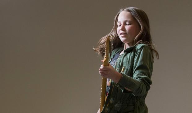 Leer rocken op de gitaar
