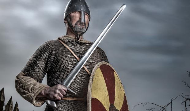 <p>Viking-graaf Dirk III komt vertellen hoe hij de Slag bij Vlaardingen heeft gewonnen.</p>