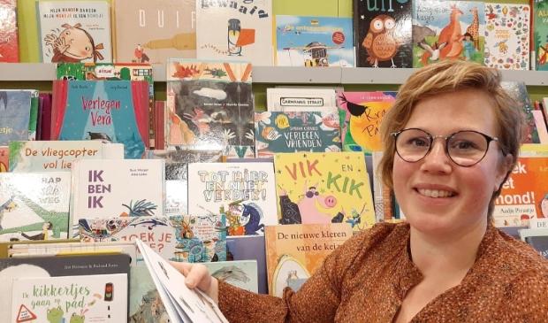 Jantine leest graag de allerkleinsten voor en helpt (groot)ouders/verzorgers om het voorlezen nóg leuker te maken