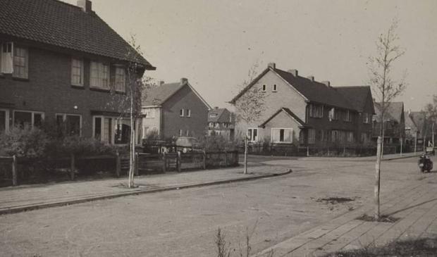 <p>De huizen werden gebouwd in 1941, in de Tweede Wereldoorlog, toen er nog maar weinig werd gebouwd en er grote materiaal schaarste was. </p>