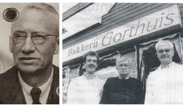<p>Vier generaties Gorthuis: Adrianus, Peter, Pieter en Dick &nbsp;</p>