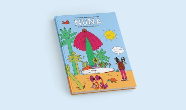 Kinderboek Nuna
