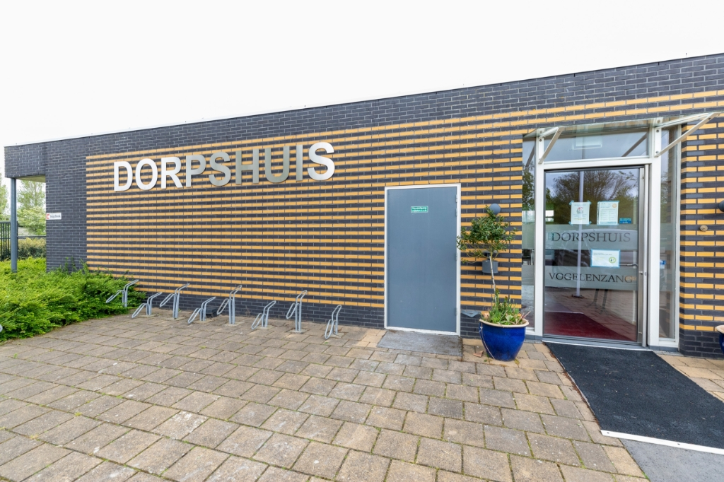 Dorpshuis Vogelenzang Jurriaan Hoefsmit © BDU media