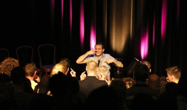 MC Westsaid presenteert acht beginnenden comedians bij Zeist Lacht!