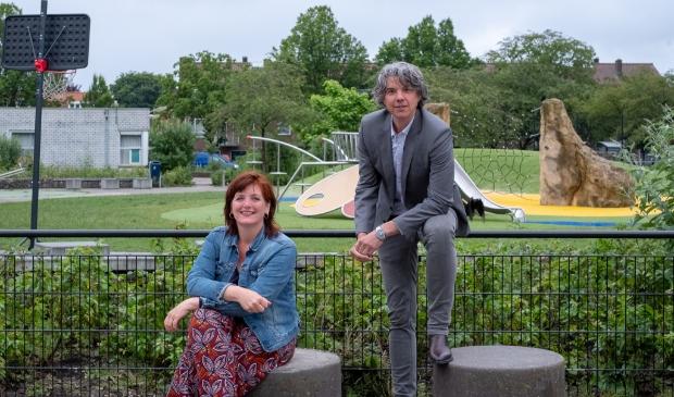 <p>,,Trijnie brengt de zorgkant naar ons kindercentrum&rdquo;, zegt Onno Hoekstra trots.&nbsp;</p>