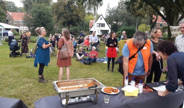 Eet-Oase Ericaplein met lupine-curry