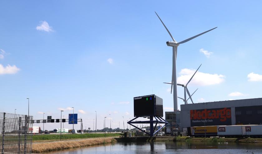Waddinxveen heeft al windmolens staan.
