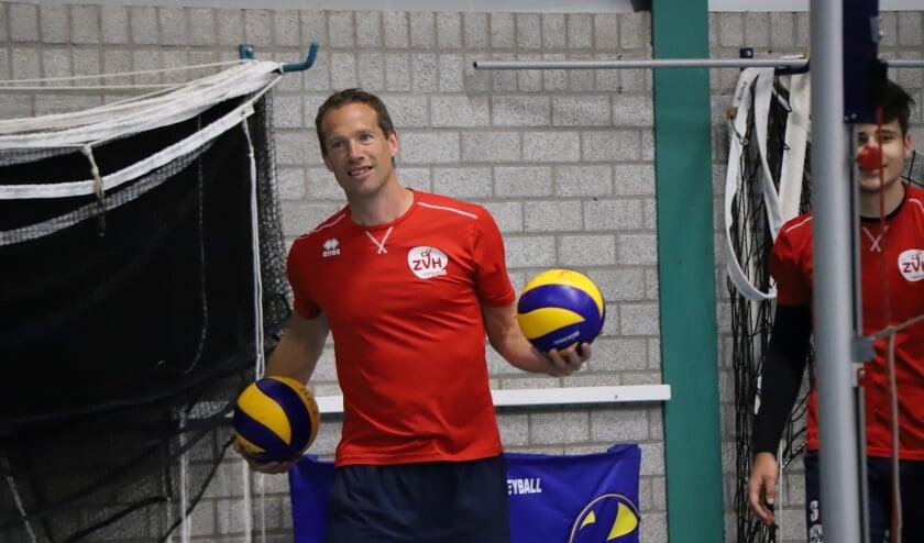 """Kristian van der Wel: """"Op korte termijn zijn er geen wedstrijden."""""""