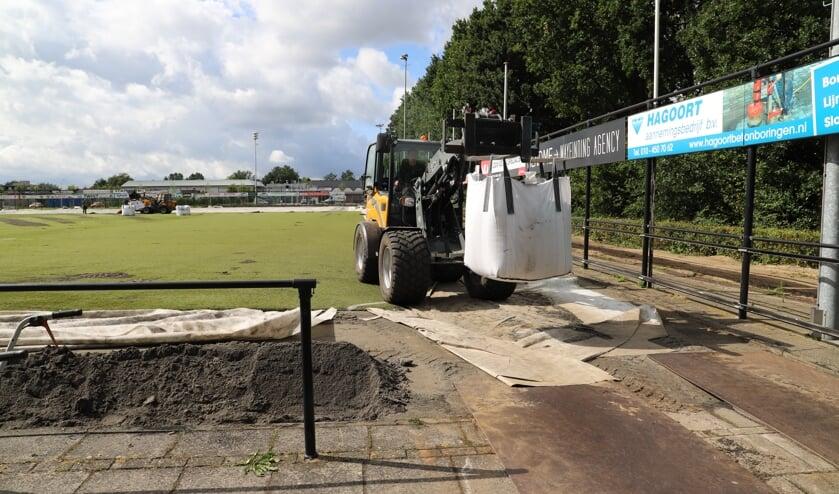 VV Nieuwerkerk krijgt het nieuwste van het nieuwste.