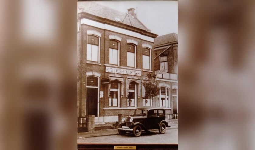 Foto van De Unie uit 1937.