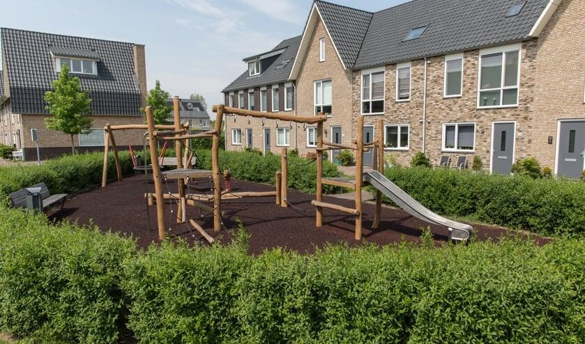 Nieuwbouwwijk de Triangel. (foto:pr)