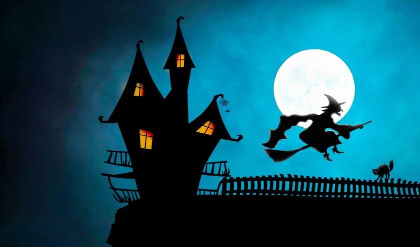 Heksen, spoken en andere engerds lopen volgende week mee in de Halloweentocht.