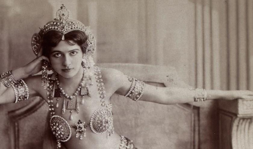 Margaretha Zelle, zoals Mata Hari's echte naam luidt, werd geboren in Friesland.
