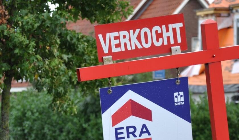 'Bizar' noemt makelaar Nico Perdijk de oververhitte woningmarkt.
