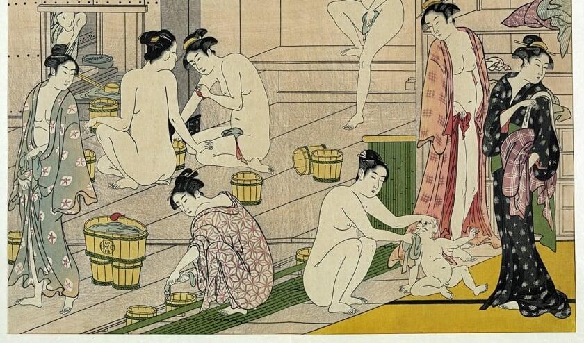Badhuizen waren vooral bekend in China, Japan, Turkije en het Romeinse rijk. (foto: pixabay)