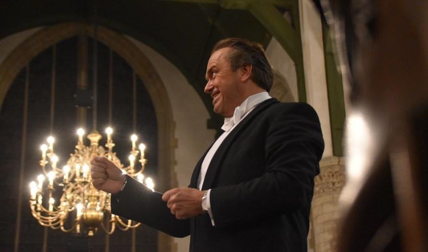 Dirigent Martin Mans. (foto: pr)