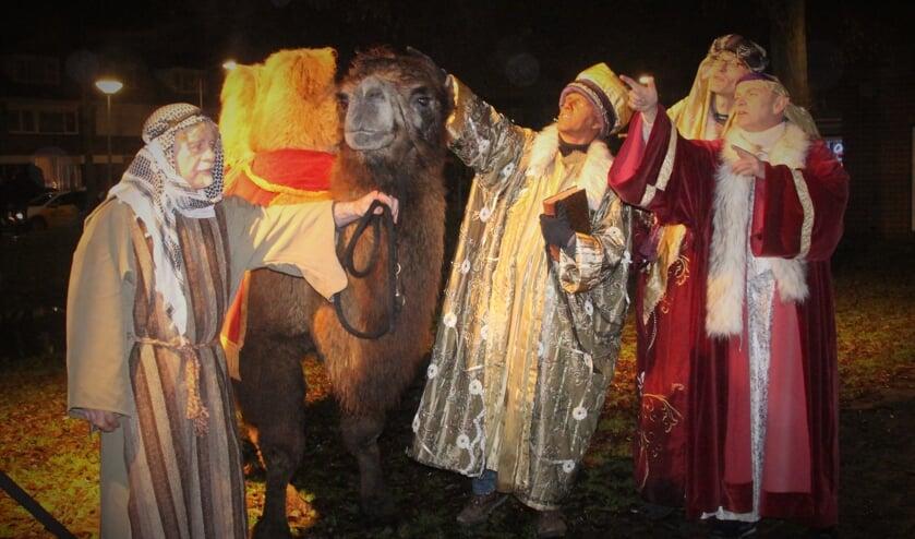 Stap letterlijk in het kerstverhaal op donderdag 19 december. (foto: pr)