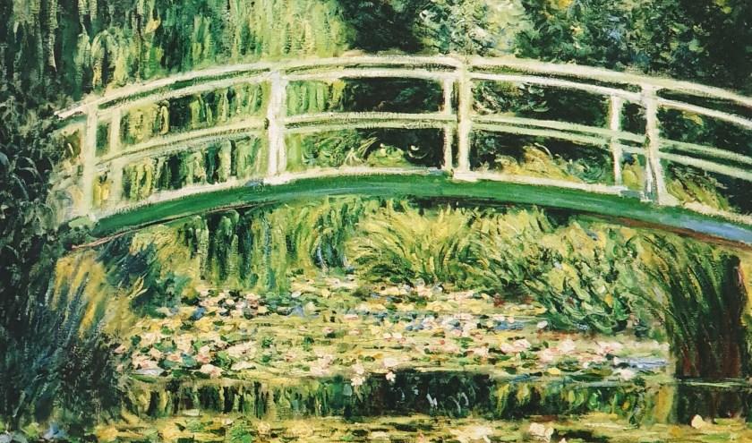 De lezing gaat over het werk van de 19e-eeuwse schilder Claude Monet.(foto: pr)