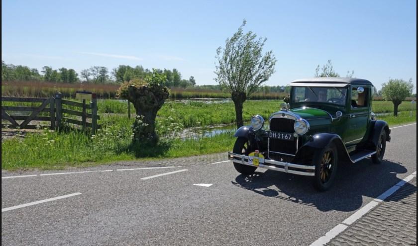 De Hollandsche IJsselrit voert vooral over landweggetjes. (foto: pr)