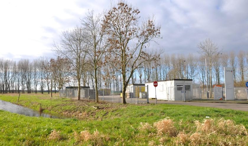 Het huidige afvalbrengstation aan de Zuidelijke Rondweg wordt vervangen door een nieuw afvalbrengstation.