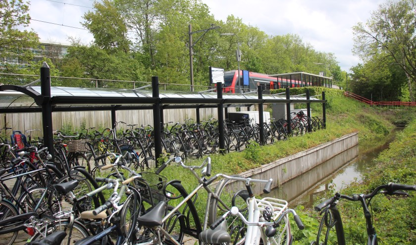 Station Noord is 'een hamerstuk' bij de raadsvergadering op 15 mei. (foto en tekst: Erik van Leeuwen)