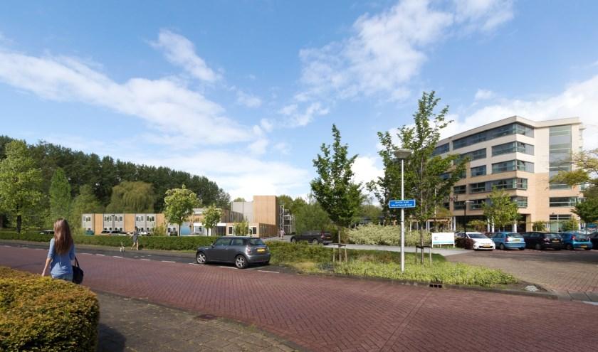 Bewoners van Souburgh zullen worden opgevangen in de nog te realiseren semipermanente huisvesting in Gouda. (foto: Zorgpartners Midden-Holland)