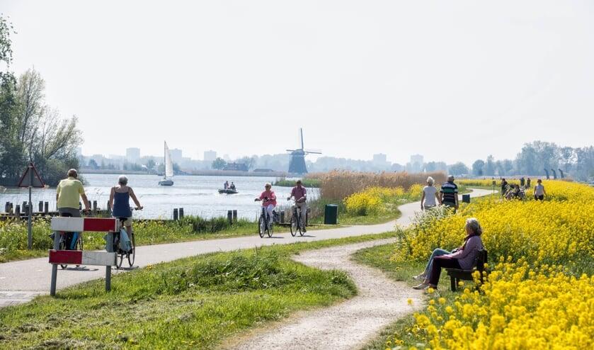 Volgens het Recreatieschap Rottemeren neemt de vraag naar recreatie in de Rottemeren de komende jaren toe.