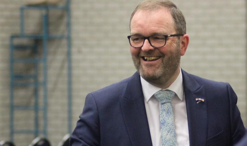 Servaas Stoop blijft tot september aan als waarnemend burgemeester.