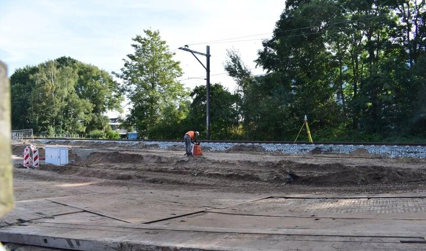 Station Waddinxveen Noord moet plaats maken voor een nieuwe inrichting. (tekst en foto: Myriam Dijck)