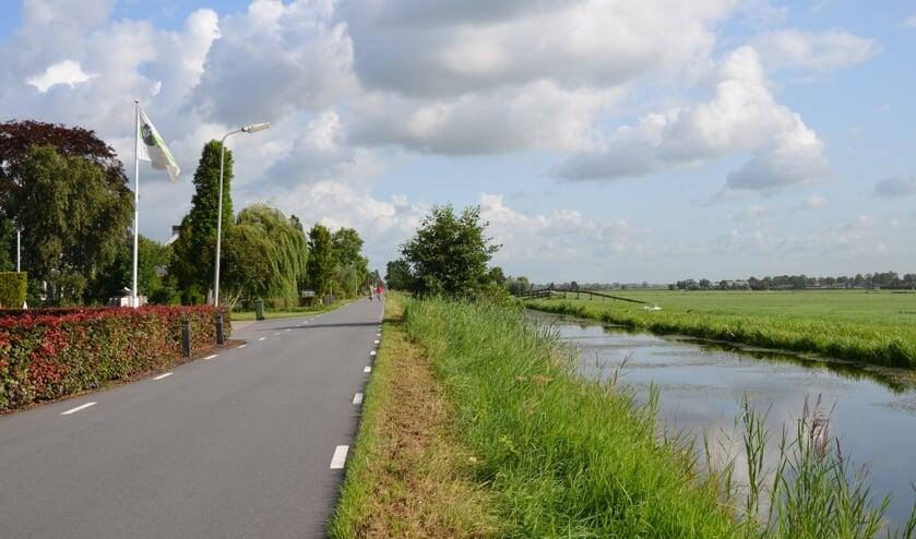 De Middelburgseweg. (foto: Nicole Lamers)